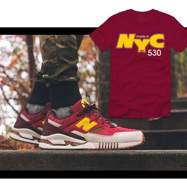 This shirt is not just dedicated to NYC but to a dope shoe and clothes designer ;) Much Respect!! Hope you sneaker heads like the design.    Printed on a soft premium T Shirt.  Made in the USA