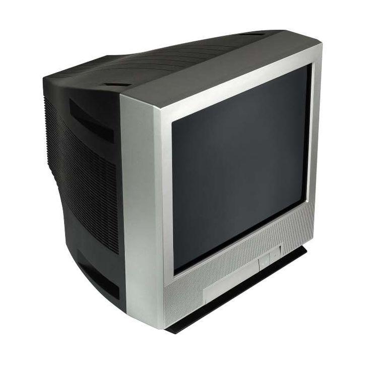 CRT TV - pirtuss/Shutterstock