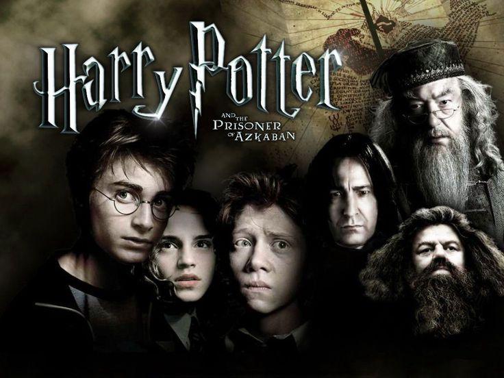 Harry Potter And The Prisoner Of Azkaban Movie Posters 12 Things I Ve Learnt From Harry Pott Prisoner Of Azkaban Rowling Harry Potter The Prisoner Of Azkaban