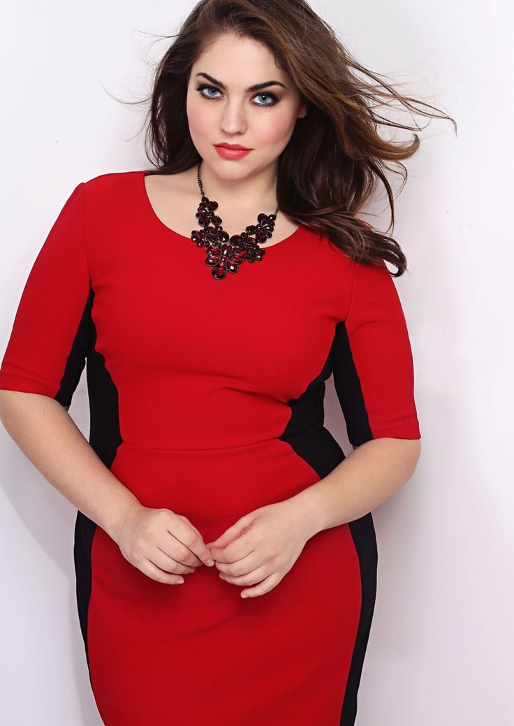281 best images about Christmas Fashion: Plus Size Edition ...