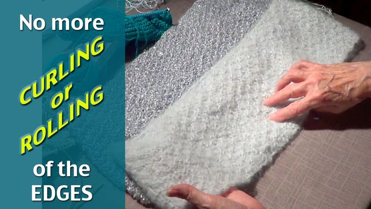 Knitting Stitch To Prevent Curling : 60 best images about JoannesWeb on Pinterest Knitting, Moss stitch and Stit...