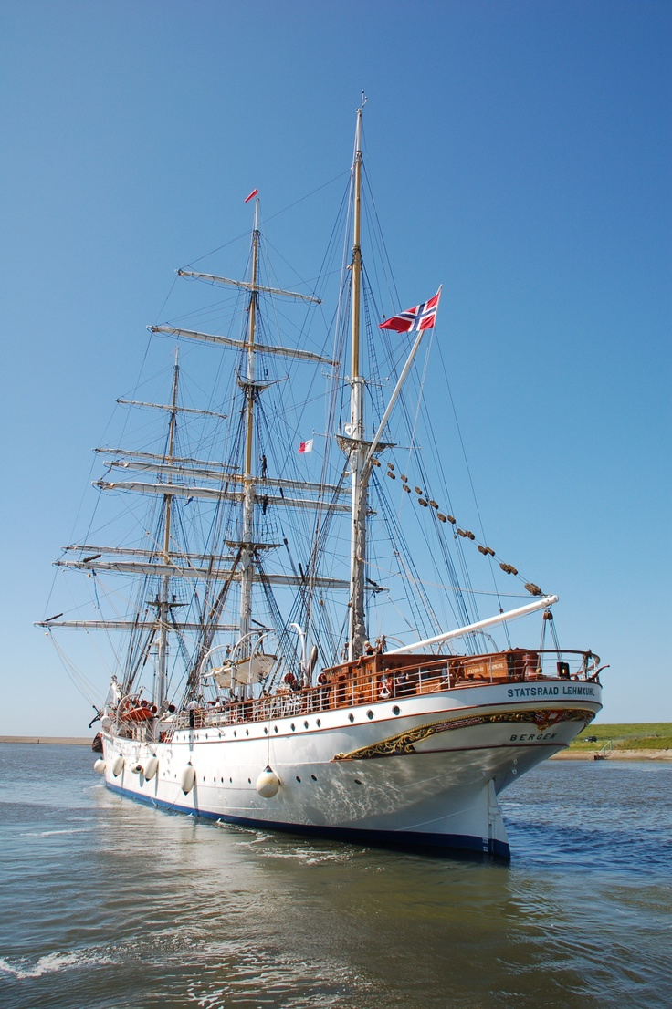 Statsraad Lehmkuhl visit Harlingen july 2012 The Tall Ships Races Harlingen 2014 Harlingen Host Port 3-6 july 2014