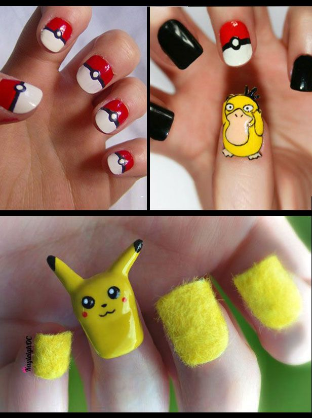 33 best Nerdy Nails images on Pinterest | Fingernail designs, Make ...