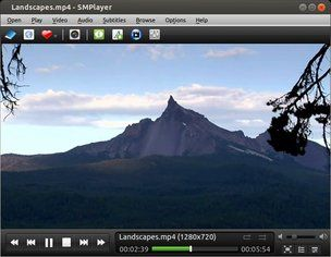 SMPlayer Portable. Play media with built-in codecs, play and download YouTube videos. #software #freeware