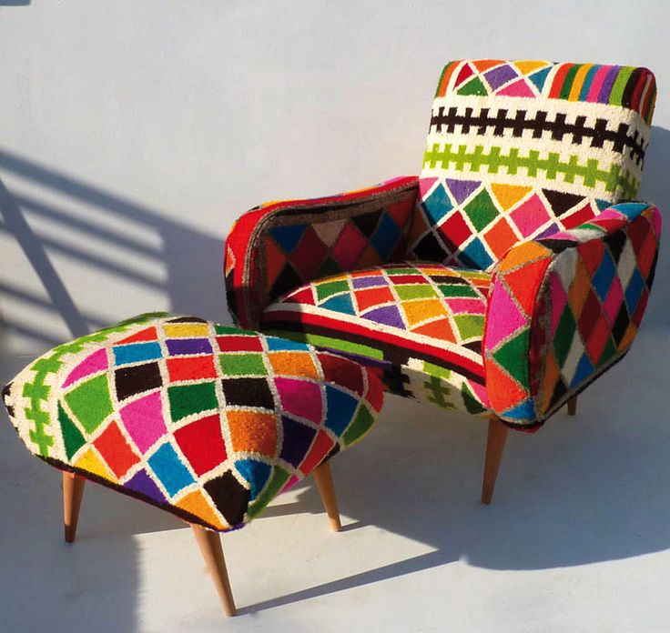 les 25 meilleures id es concernant chaise en patchwork sur pinterest sofa en patchwork. Black Bedroom Furniture Sets. Home Design Ideas