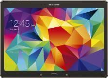 "Samsung - Galaxy Tab S - 10.5"" - 32GB - Titanium Bronze - SM-T800NTSEXAR - Best Buy"