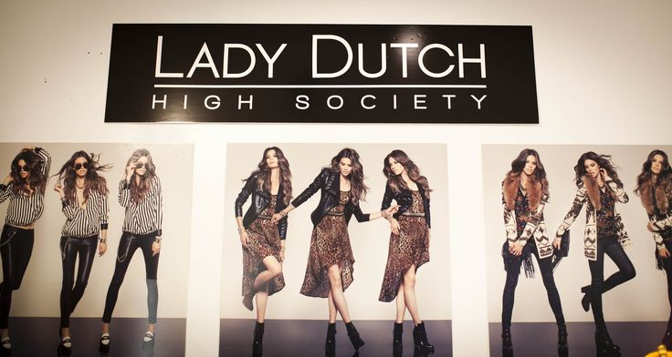 Lady Dutch Sylist Event at Galerie 203 in Old Montreal
