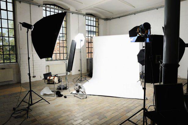 Domowe, tanie studio fotograficzne - jak zacząć?