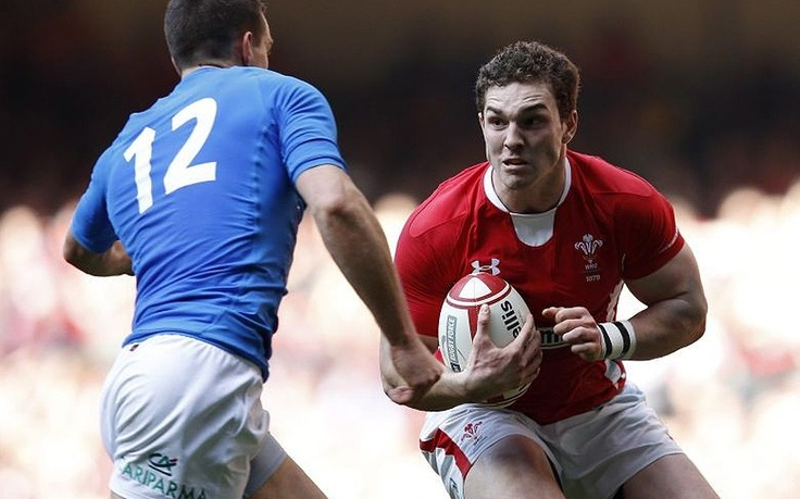 George North - Picture: GETTY IMAGES