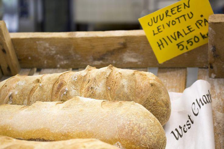 Deli Tukku, Bread #visitsouthcoastfinland #raasepori #Finland #delitukku #fresh #bread #food