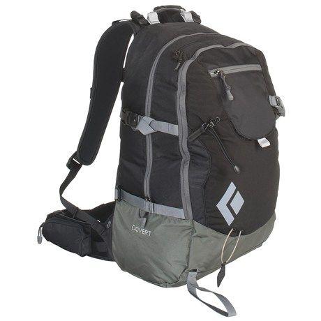 Black Diamond Equipment Covert Snowsport Backpack in Black $50