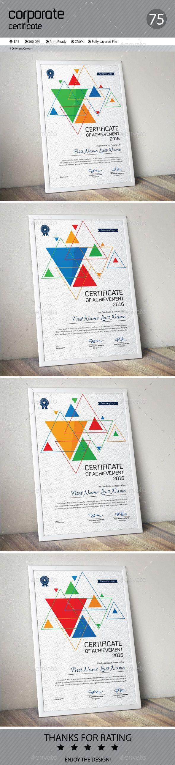 Certificate Template AI Illustrator. Download here: https://graphicriver.net/item/certificate/17403566?ref=ksioks