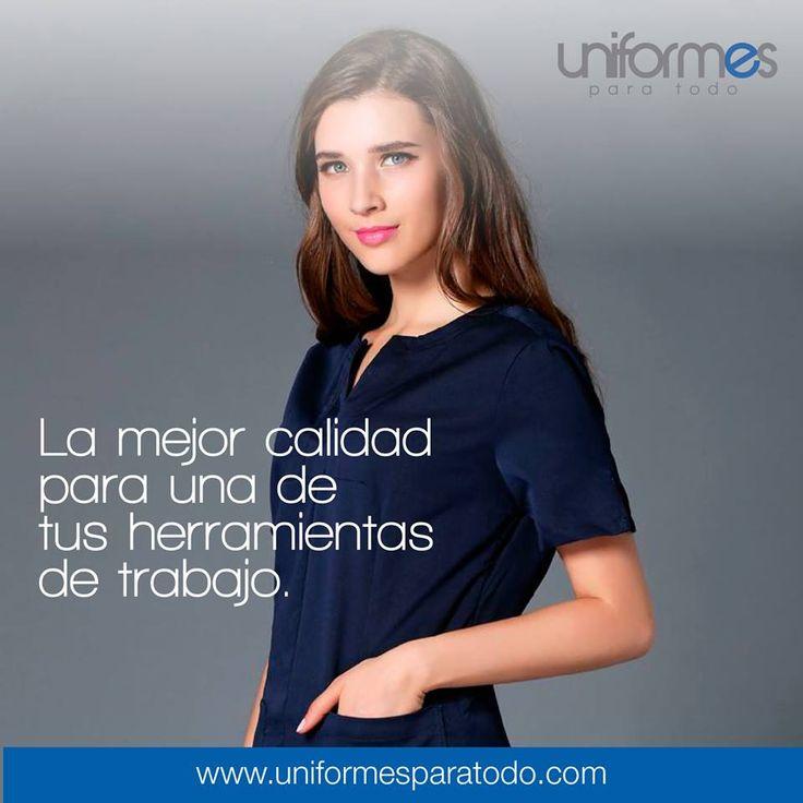 Utilizamos los mejores materiales para que te lleves un uniforme de calidad #UniformesParaTodo  www.uniformesparatodo.com