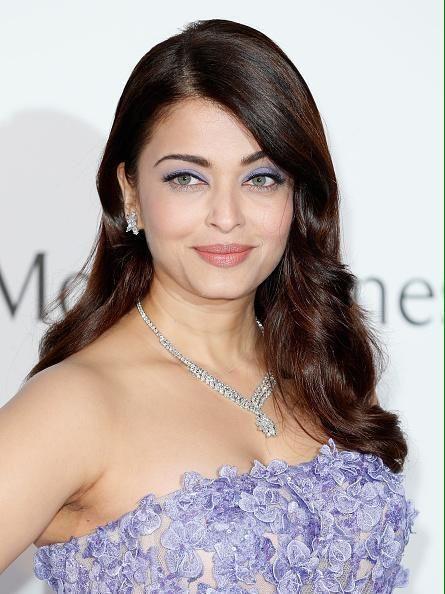 Aishwarya rai lavender eye makeup tips tutorials