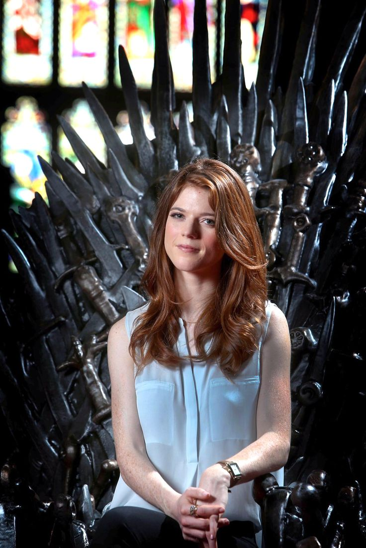 7 favorite Rose Leslie photos of 2014