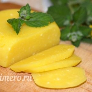 Домашний сыр из творога …