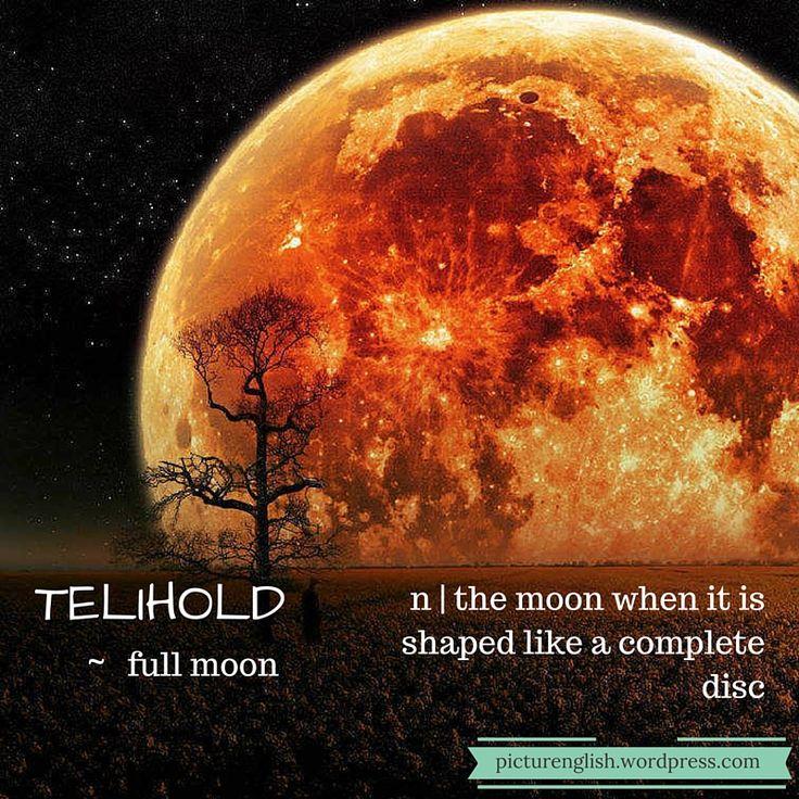 Full Moon / Telihold