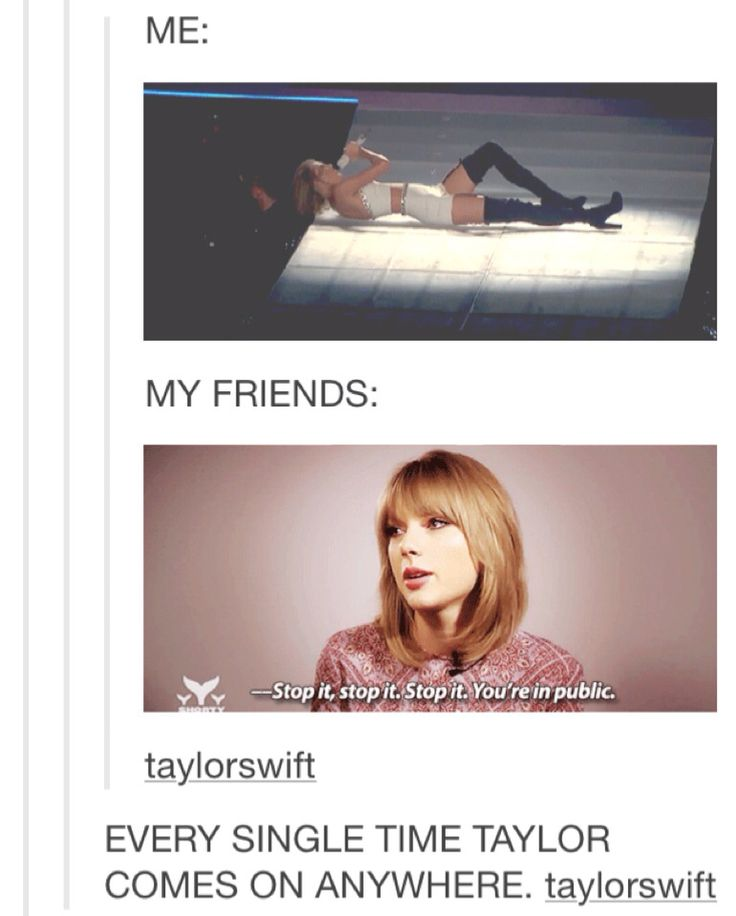 The life of a Swiftie...