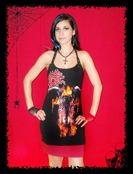 Morbid+Angel+Thrash+Tampa+Metal+Rock+Halter+by+kittyvampdesigns