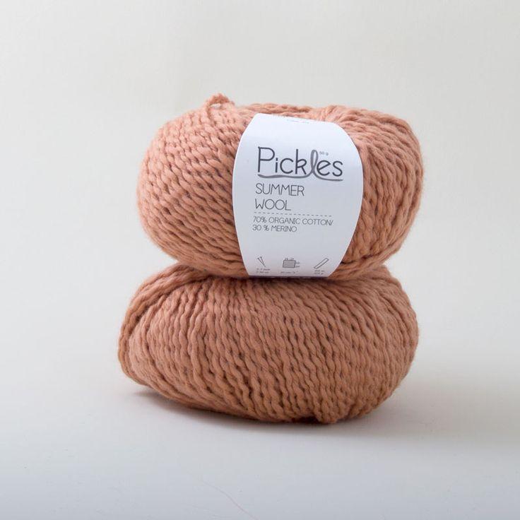 Pickles Summer Wool - Sienna