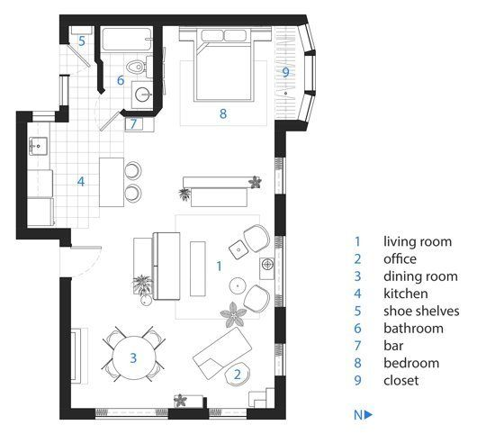 Apartment Design Contest 43 best floor plans images on pinterest | floor plans, apartment