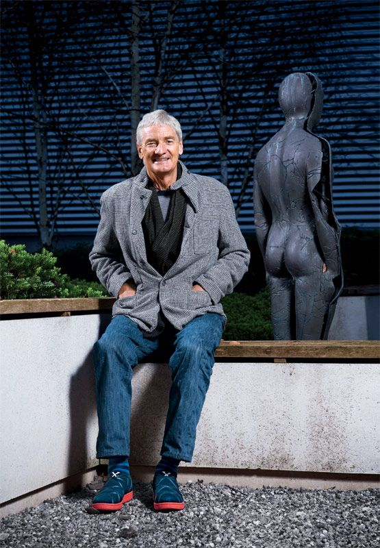 Thirty-three years ago, James Dyson set out after an unusual dream: to create the ultimate vacuum cleaner. Here's how he turned that vacuum into a billion-dollar business.