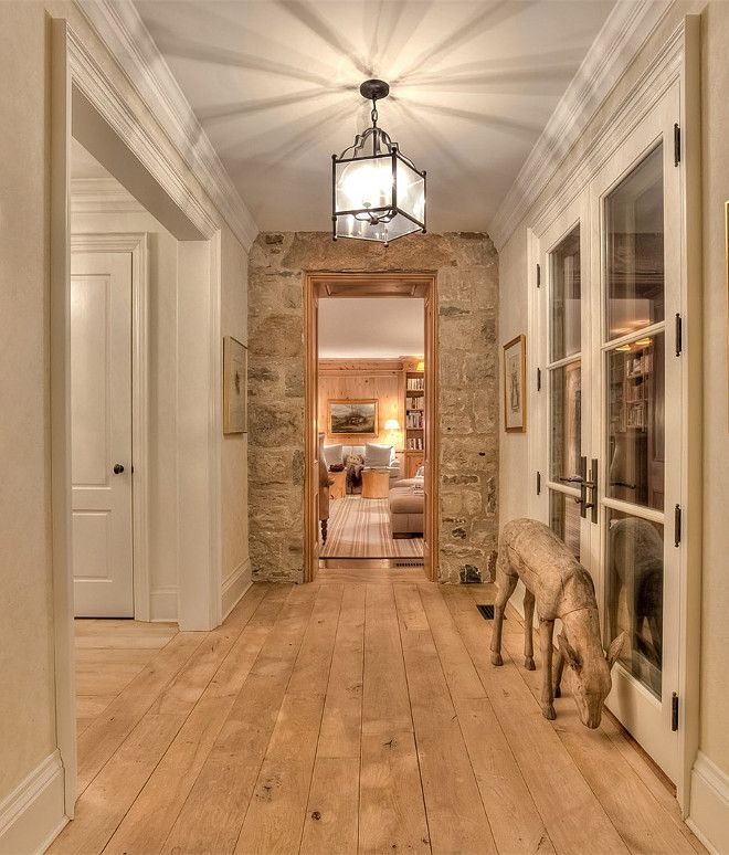 Renovated Stone Farmhouse Nestled On Wooded Estate In Ontario