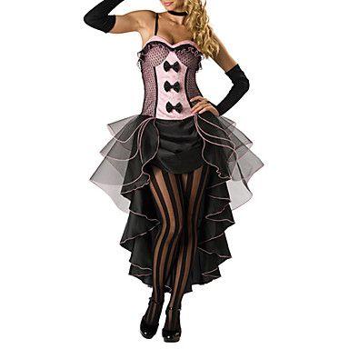 Halloween/Carnival Female Career Costumes Costumes Dress – USD $ 39.99