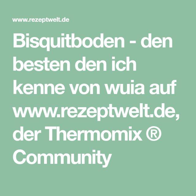 Bisquitboden - den besten den ich kenne von wuia auf www.rezeptwelt.de, der Thermomix ® Community