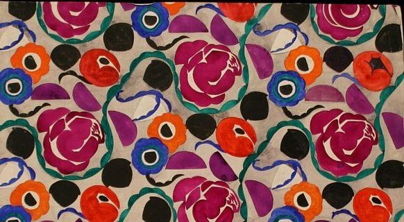 Raoul duffy textile