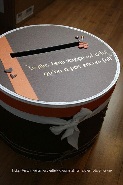 Texte pour urne deco pinterest voyage scrapbooking and mariage - Urne mariage originale ...