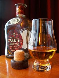 Tuesday Review: Cardhu 12 Year Single Malt Scotch ~ The Buzz: Siciliano's Market News & Notes