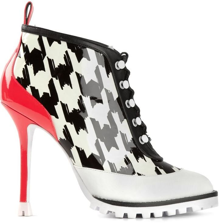 Sophia Webster 'Katy' ankle boots. So Gwen Stefani to me.