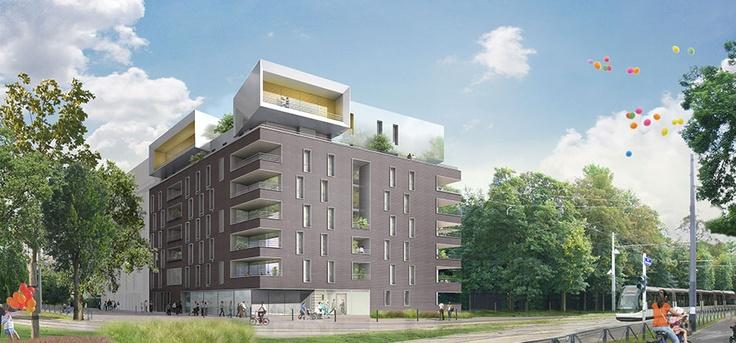 Programme immobilier neuf Nova - Strasbourg