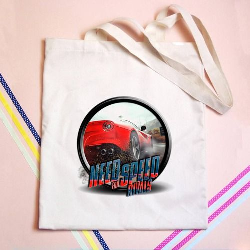 Need For Speed Tote bag - GOGOLFNW.COM