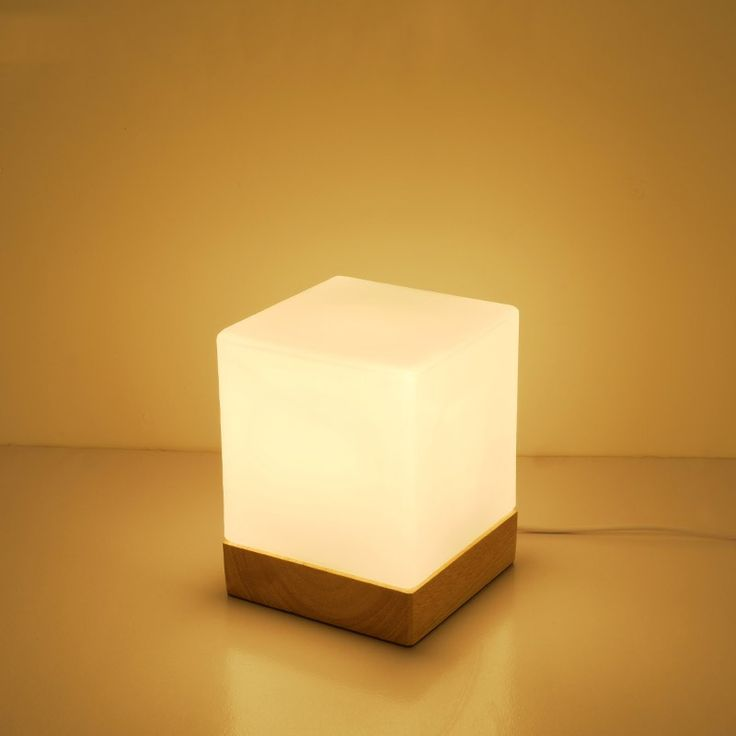This modern accent table lamp is ideal for adding warm and soft lighting to a sitting or reading area,