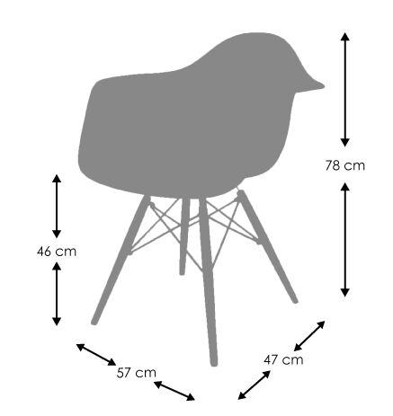 <p><strong>Eames DAW</strong><br />Op zoek naar een comfortabele eetkamerstoel met een modern design? Houd je van minimalisme met een leuke twist? Dan is de Eames DAW echt iets voor jou, letterlijk en figuurlijk: de stoel heeft een uniek design en biedt geweldige ondersteuning aan je rug en armen. De mythe dat plastic stoelen niet lekker zouden zitten weerleggen we graag, want deze stoel bewijst het tegenovergestelde. Daarom wordt de Eames DAW ook zo vaak als kantoorstoel gebruikt. Zelfs…