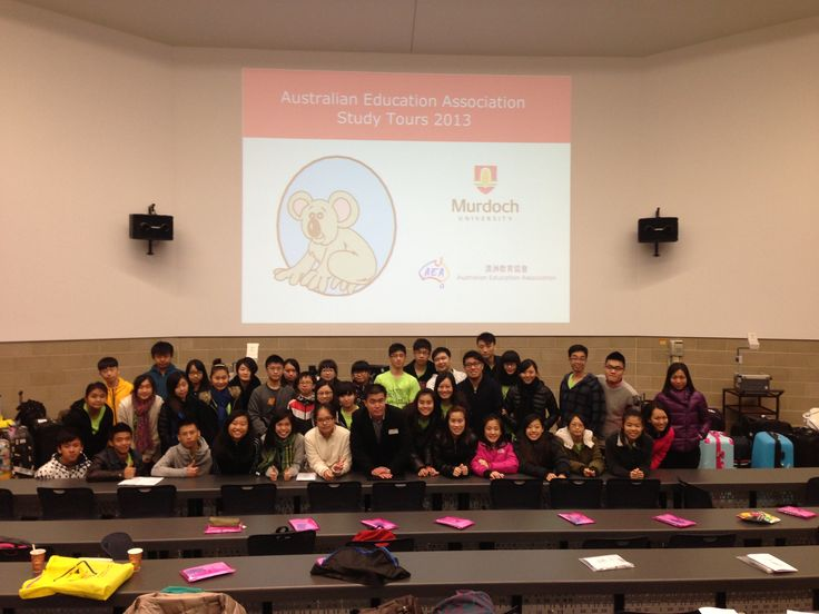 120 students from Hong Kong came to the Murdoch University South Street Campus to experience a study tour designed to lift English language ability and discover a uniquely Australian University.
