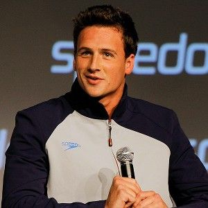Ryan Lochte is the hotty of hotties! He swims, he has a hot bod, and he likes designing clothes! He is adorable :)