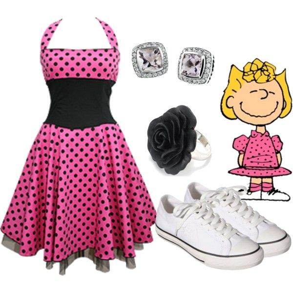 """Cute! """"Sally Brown"""" by martine on Polyvore that dress though and the shoes just oh gosh (:"""
