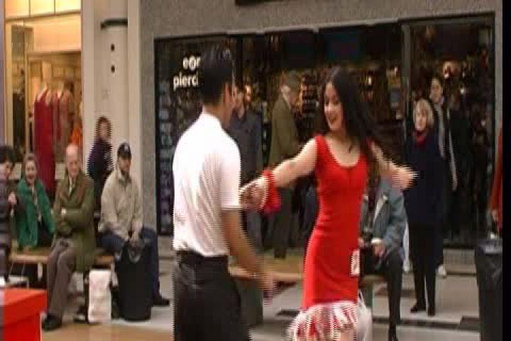 Salsa Demonstration