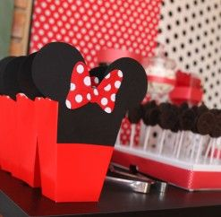 Mickey & Minnie Mouse Birthday | Juje Events
