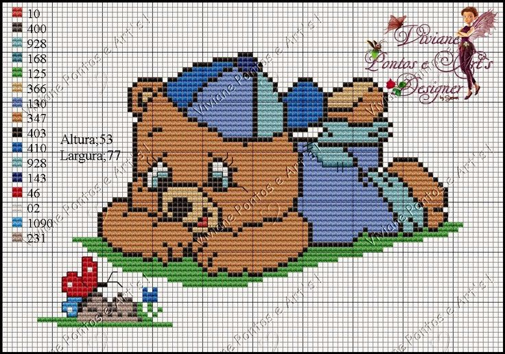 CHARMS IN CROSS POINT: Bears Miscellaneous