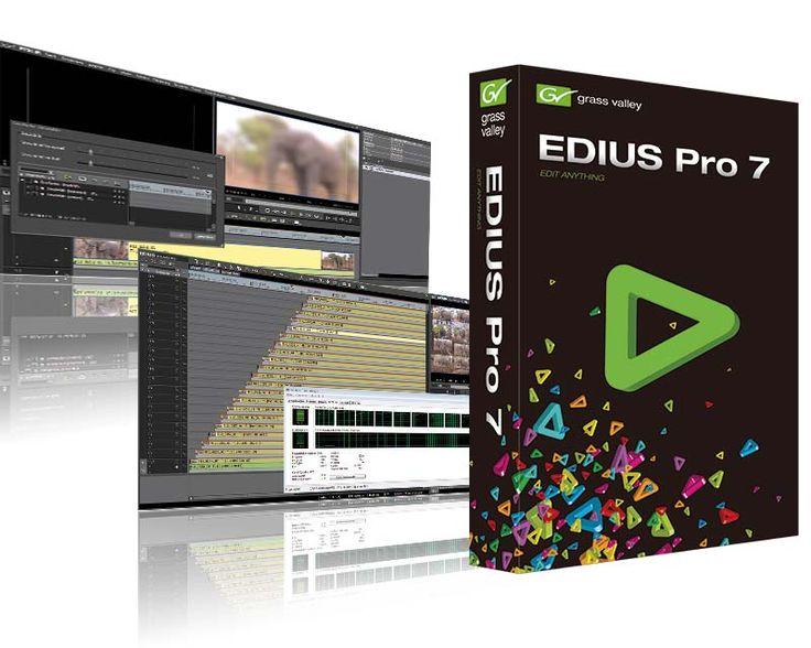 edius pro 6.5 software free full version