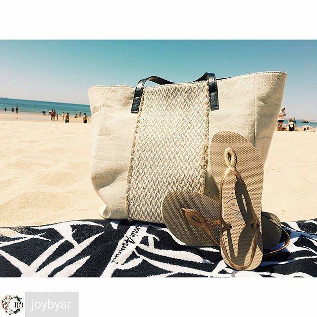 Vilanova Summer Bag by @joybyar #vilanova #vilanova_accessories #summer #beach #bag #regram #allaboutyou #instagram