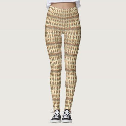 DROPLETS ON CREAM LEGGINGS - yoga health design namaste mind body spirit