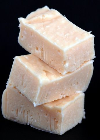 A refreshing and tart take on fudge. Perfect for summer.