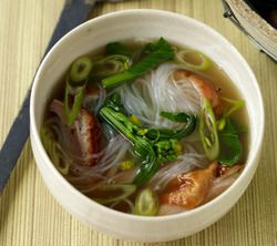Noodles for the New Year: Cantonese Roast Duck Soup Noodles | Serious Eats : Recipes