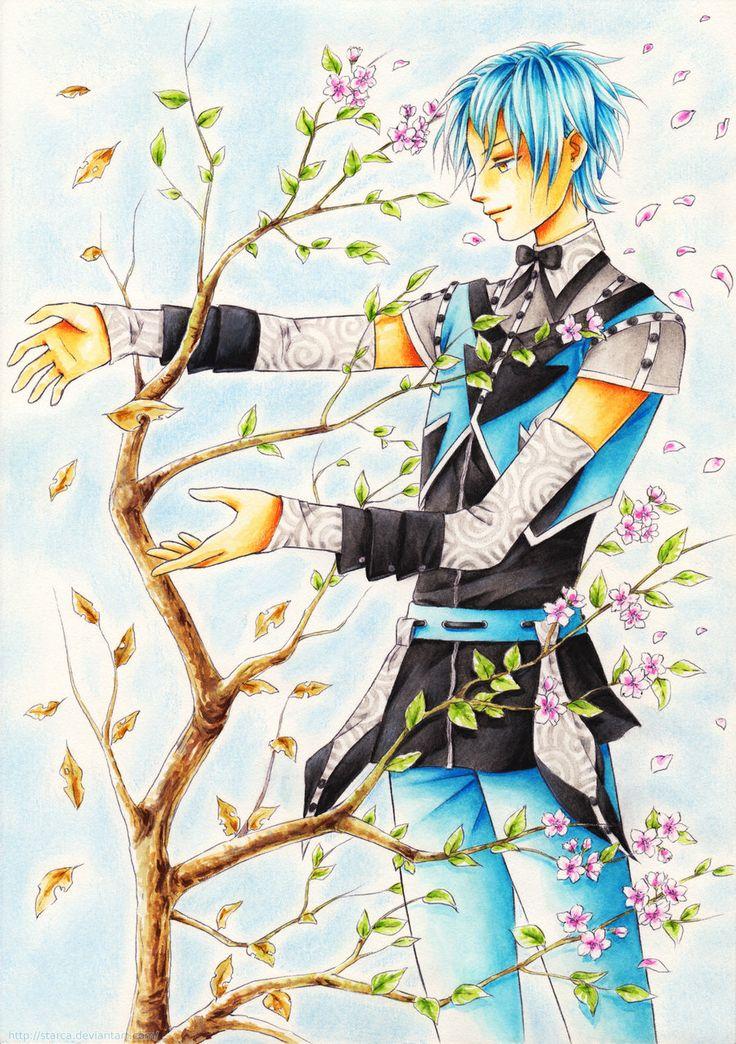 Spring blossoms by starca.deviantart.com on @deviantART