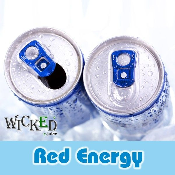 "Red Energy E Juice: One of our newest flavours Red Energy E Juice is not guaranteed to give you wings! It will however provide you with a sweet and different vaping taste sensation. Ideal to mix with any tobacco flavors Red Energy flavored e juice offers something different for the discerning vapor. Get 10% off your first order across all products when you buy online at http://www.healthiersmoker.ie please use discount code: ""pinterest"" at the checkout!"